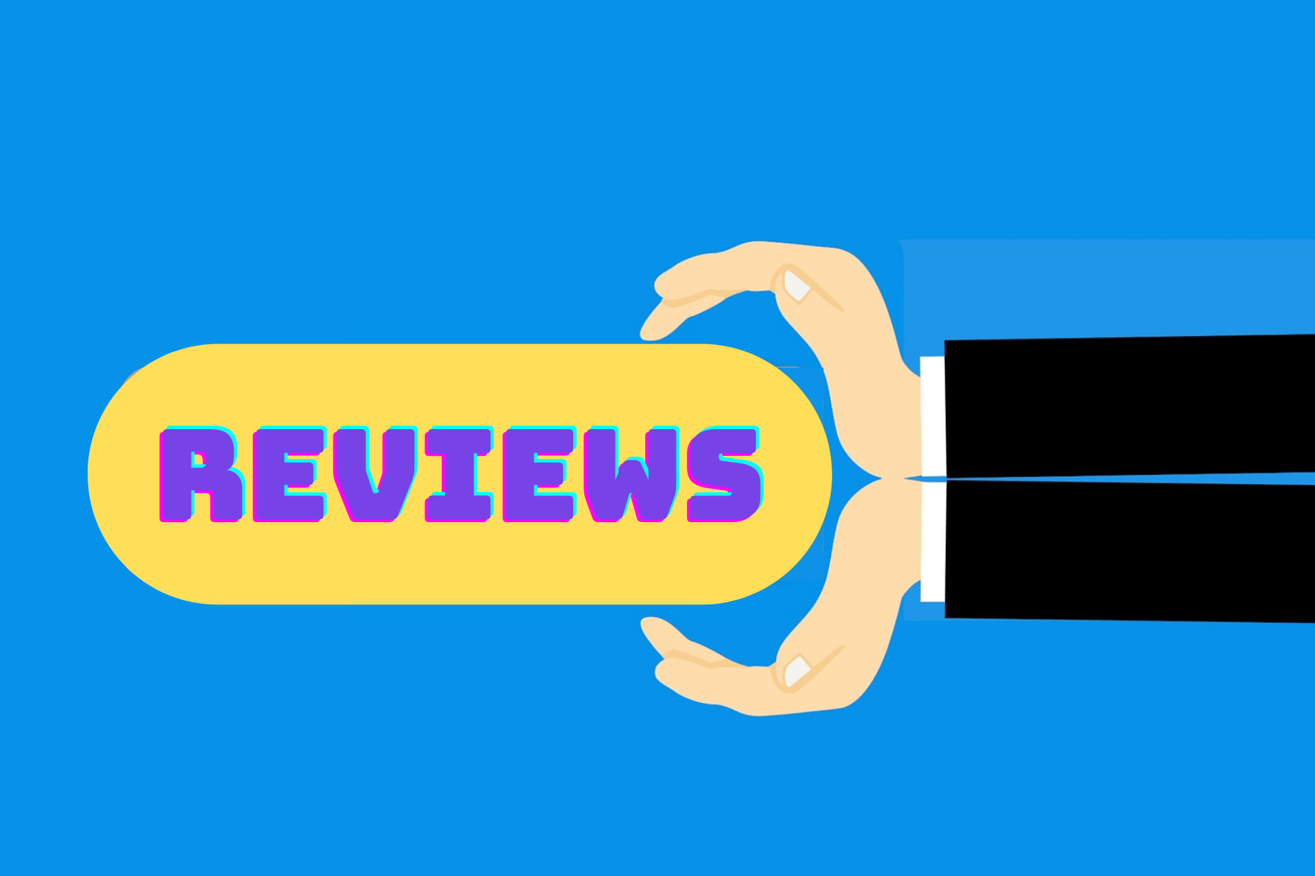 Reviews enhance SEO